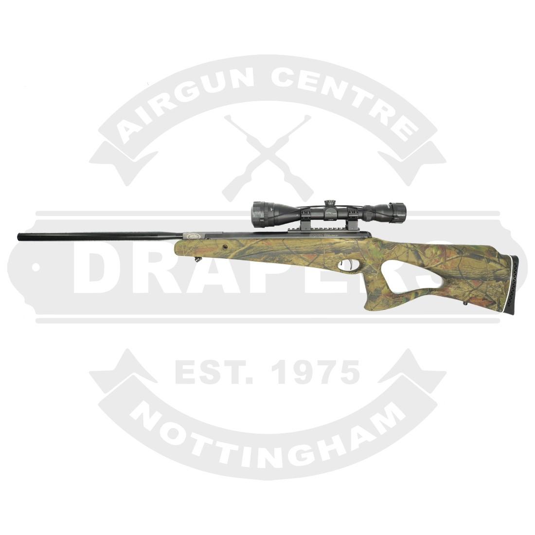Benjamin Trail Nitro Piston Camo APG Stock  22 - Airguns