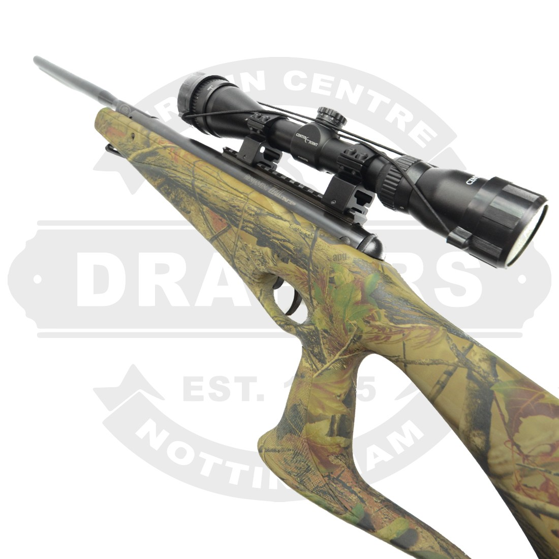 Benjamin Trail Nitro Piston Camo APG Stock  22 - Air Rifles New