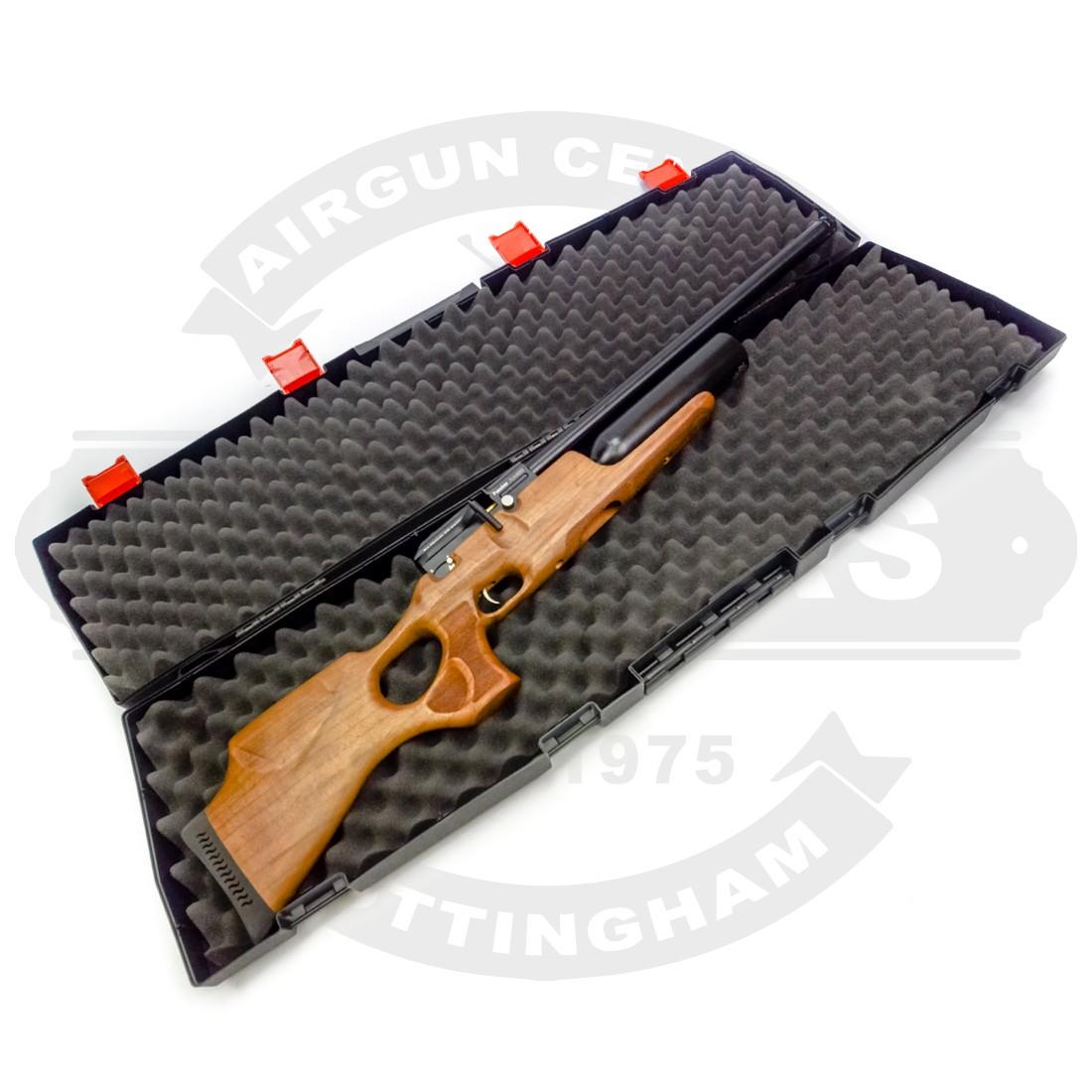 Kral Puncher Jumbo Mk2 T Walnut  25 - Air Rifles New - New