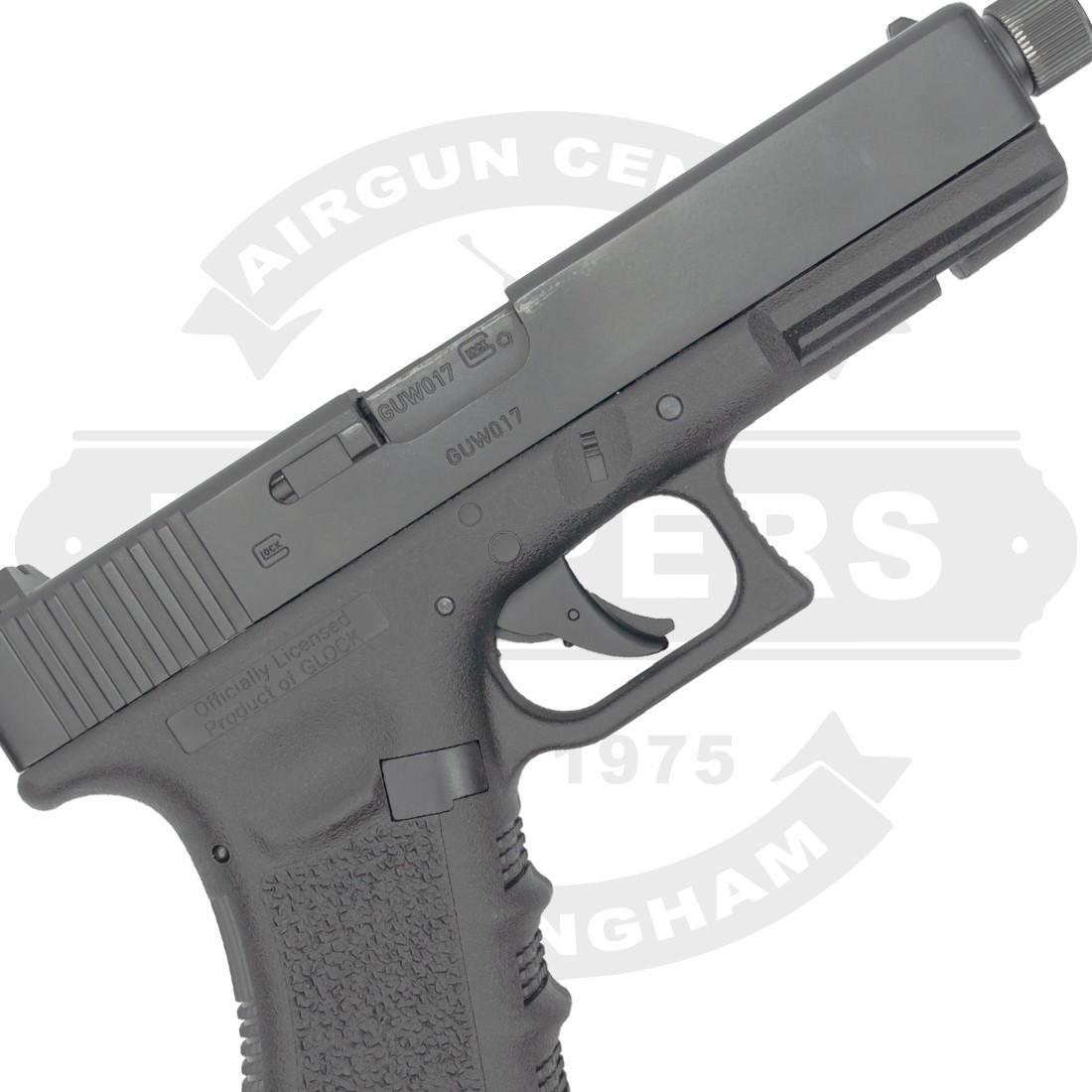 Umarex Glock 17 Threaded 4 5mm BB/ 177 - New Air Guns - Airguns