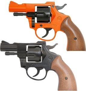 Bruni Olympic  380 9mm Blank Firing Revolver - Blank Firers