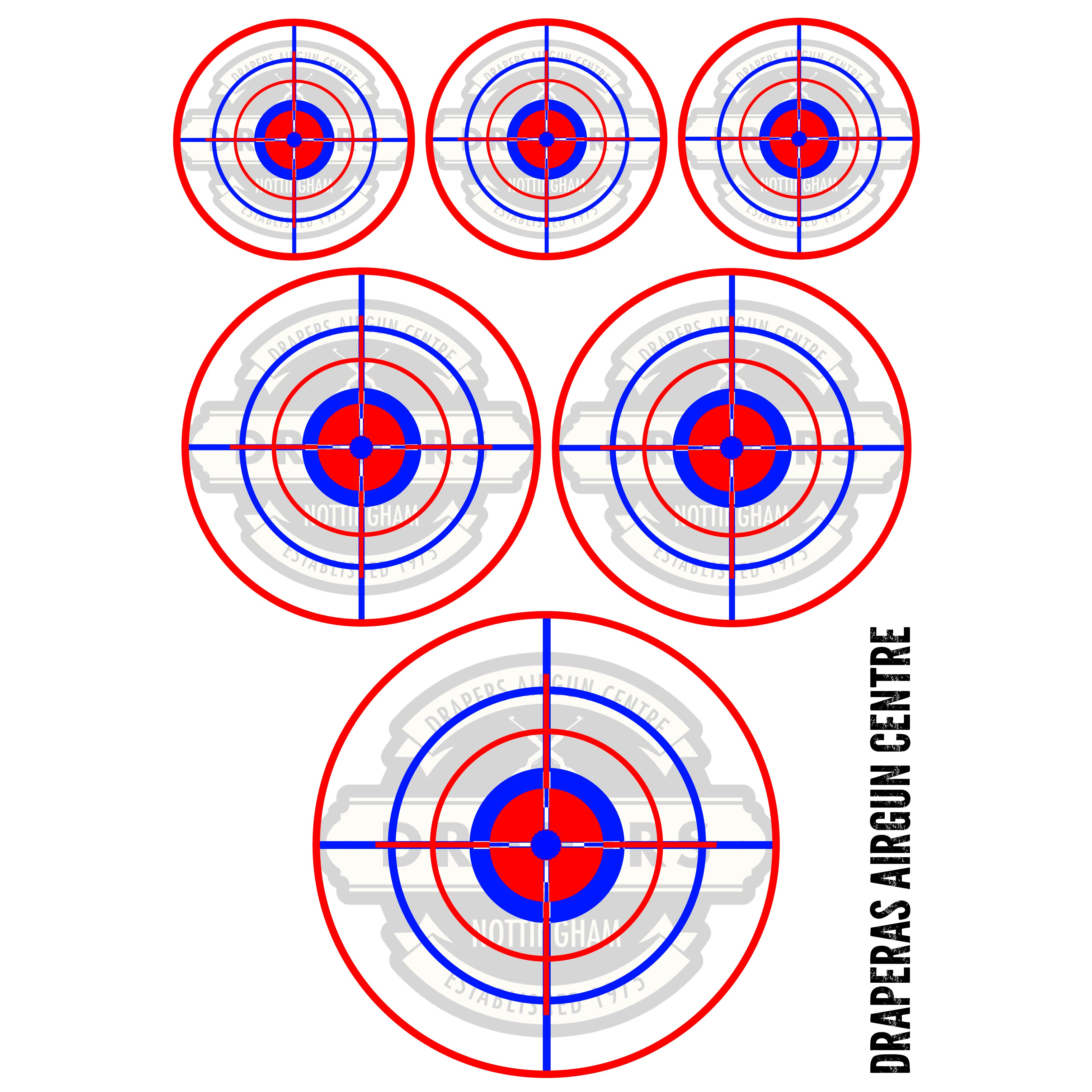 picture relating to Printable Air Rifle Targets called Printable Aims - Ambitions - Capturing Extras - Add-ons