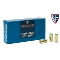 Fiocchi Blank Cartridges P.A.K. 9mm (x50)