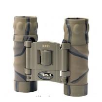 BSA 8x21 Camo Binoculars