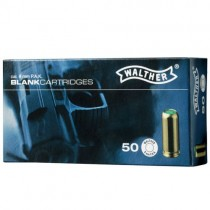 Walther Blank Cartridges P.A.K. 9mm (x50)