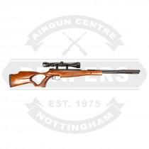 Remington Warhawk Thumbhole Underlever .22