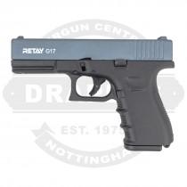 Retay G17 Pistol 9mm Blank Firer
