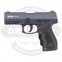 Retay PT 24 Pistol 9mm Blank Firer