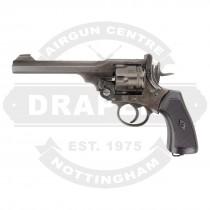 Webley Mk6 Service Revolver Battlefield Aged Finish 4.5mm